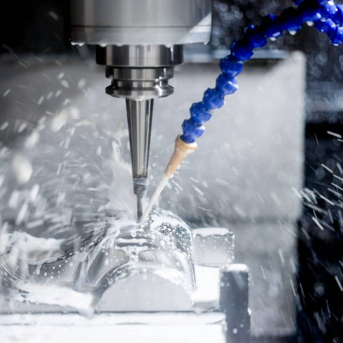 automated cnc milling